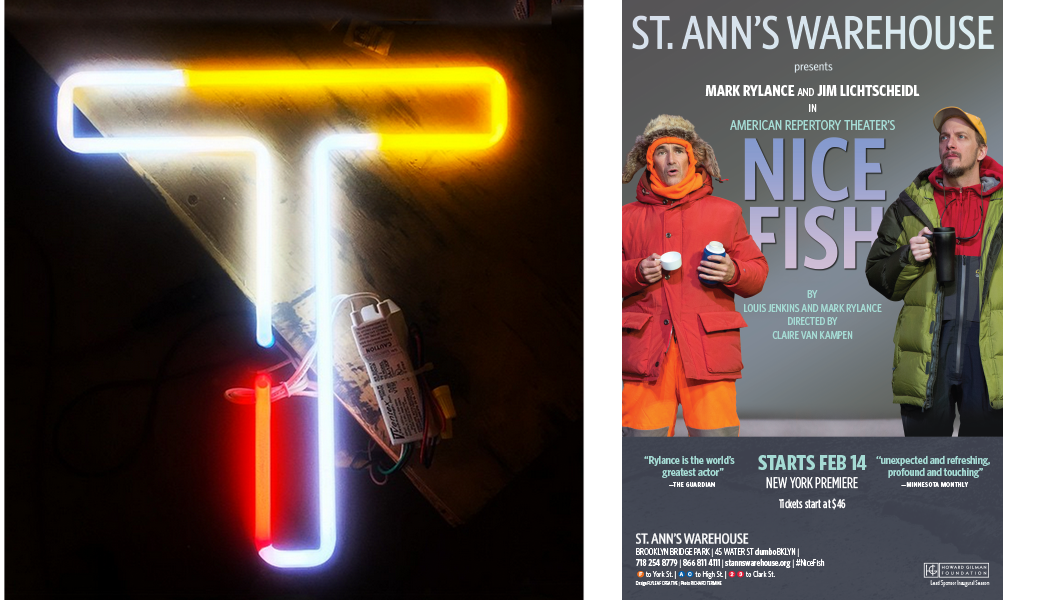 St Anns Signage and Poster