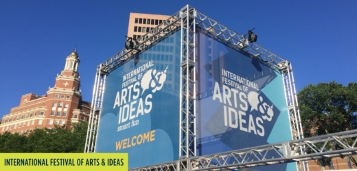International Festival of Arts and Ideas: Concert Stage.